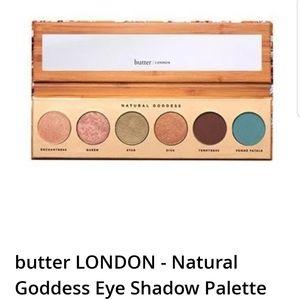 butter LONDON - Natural Goddess Eye Shadow Palette
